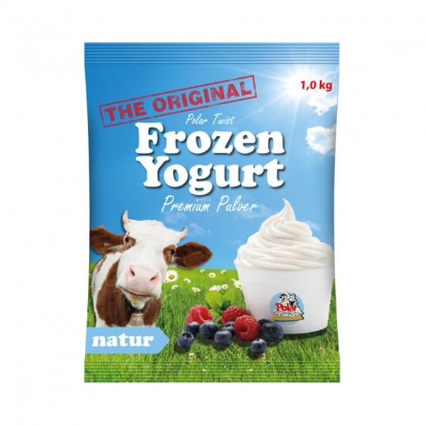 Frozen Yogurt Premium Pulver