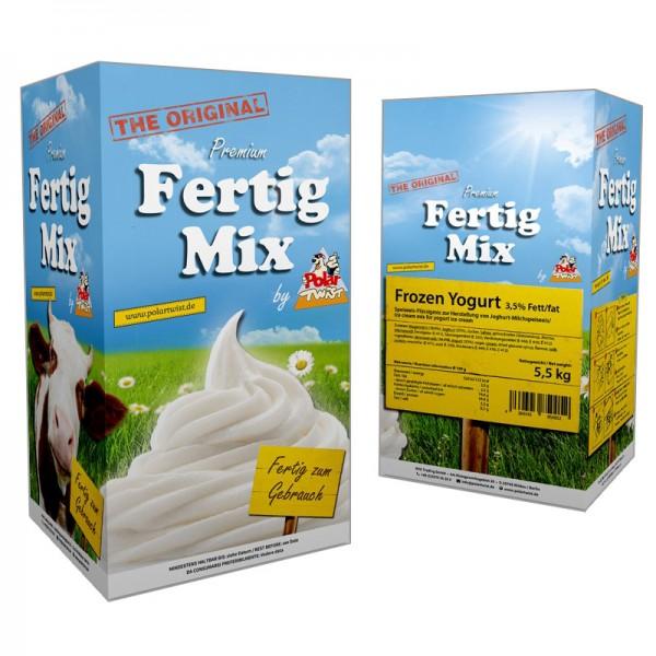 Frozen Yogurt Fertigmix - 3,5% Fett