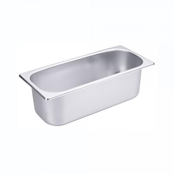 Speiseeisbehälter aus Edelstahl - 5 Liter